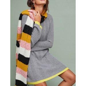 NWT- Anthropologie Arseneau Sweater Dress
